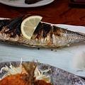 Photos: 安房鴨川 地魚料理 船よし/あじの塩焼き