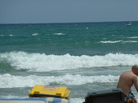 波が結構あるぞ