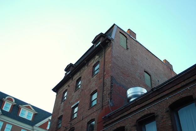 Photos: Bricks and the Sky