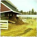 写真: By the Barn
