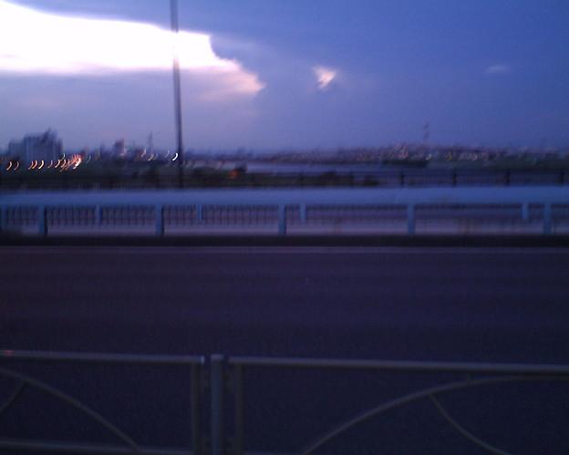 千住新橋の夕景VQ1005_20100716_IMG_0028