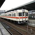 Photos: 関東鉄道常総線 キハ0形 水海道駅