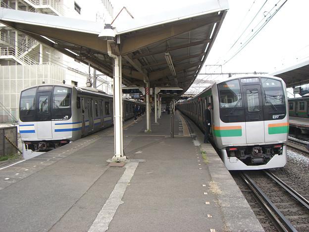 s7243_東海道線では1編成になったE217系