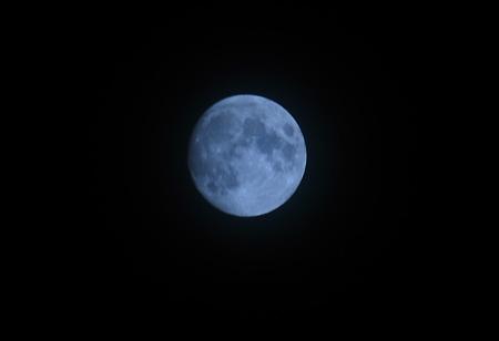 7月24日の月(トリミング後)