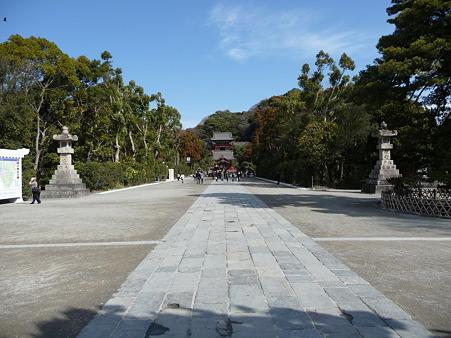 110225-鶴岡八幡宮 (1)