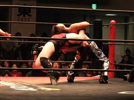 DDTプロレス 後楽園ホール 20110327 (14)