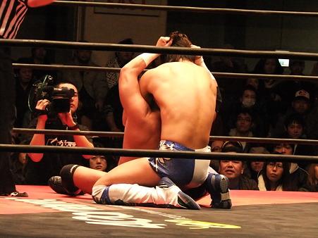 DDTプロレス 後楽園ホール 20110327 (36)