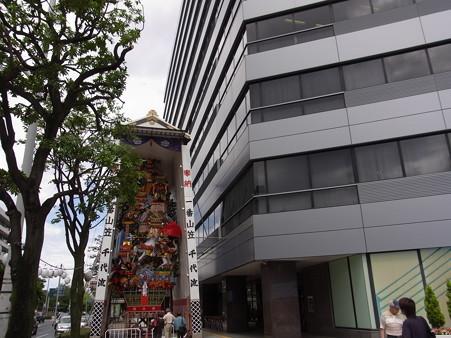 06 博多祇園山笠 飾り山 千代流 2012年 三國志(さんごくし)写真画像7