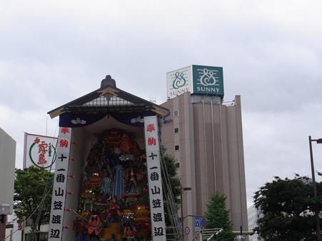 28 博多祇園山笠 飾り山 ホテルニューオータニ 福岡 曽我の夜討(そがのようち)2012年 写真画像2