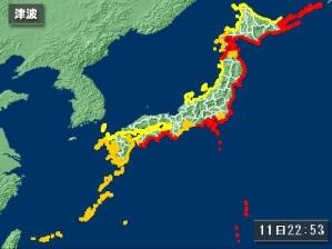 津波マップ