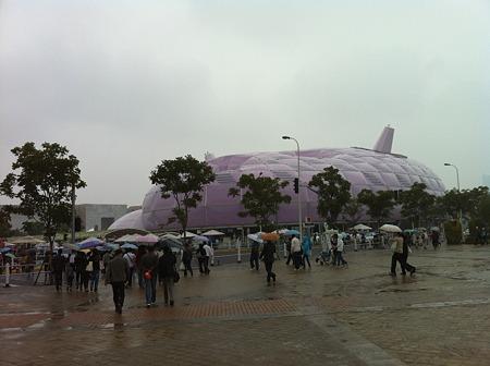 上海万博日本館