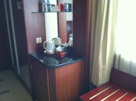 ピャオインホテル室内