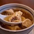 Photos: うどん屋でスープ餃子?