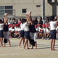 Photos: 組体操