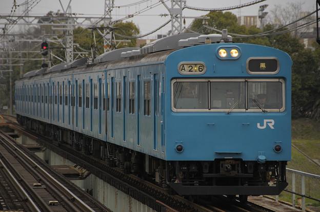 103系 阪和線