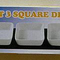 おつまみ皿3枚セット
