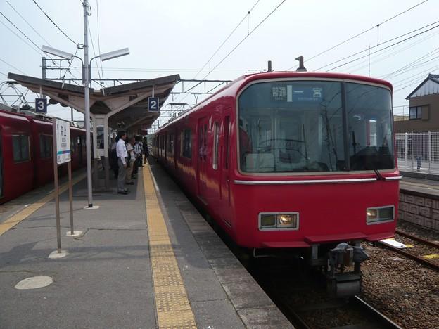 尾西線森上駅