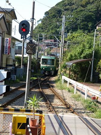 稲村ヶ崎駅19