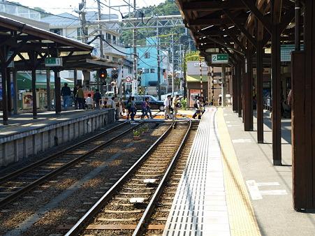 長谷駅10
