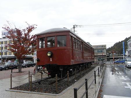 モ1号(河口湖駅)1
