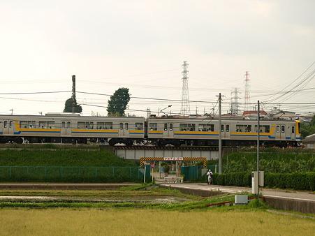 横浜高速鉄道Y000系(恩田駅界隈)2