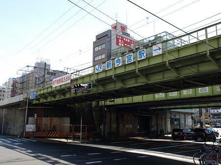 新今宮駅1