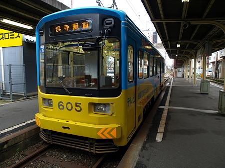 恵美須町駅構内1