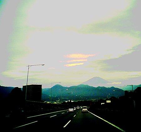 2010.08.08 東名高速 富士山 ノイズモードSQ30m