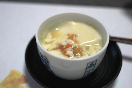 2010.10.27 三沢 はかま田 茶碗蒸し