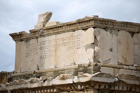 2011.01.23 トルコ 古代都市エフェス