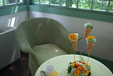 2011.06.12 山手 ブラフ18番館 花と器のハーモニー 2