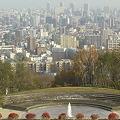 札幌旭山記念公園か・ら・のーーー風景2