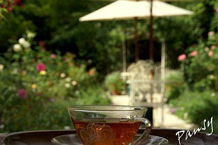 お茶の時間・・