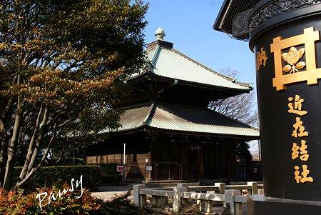 本門寺経蔵 池上さんぽ~25