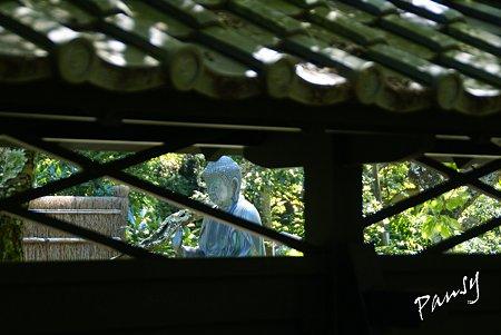 長月の東慶寺・・14