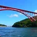 海峡・小鳴門新橋・・・。