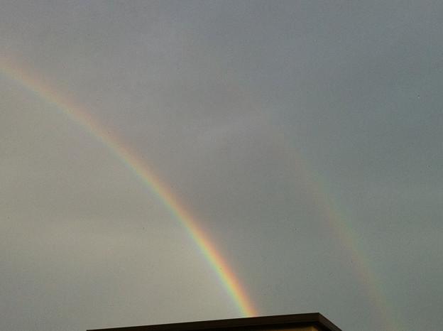 ふたつの虹のかけ橋