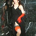 写真: 黒ラップドレス 2002_0713_135629AA-1280
