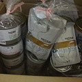 Photos: RP8さんからの高価な缶詰の数々