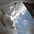 Photos: 雲、輝る