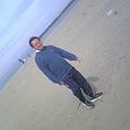 写真: 小針浜ビーチクリーン