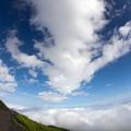 写真: プチ富士登山10