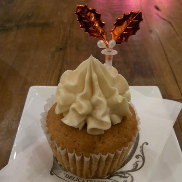 【東京|カフェ】 PARIYA (07) カップケーキ
