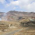 写真: 100512-75九州ロングツーリング・阿蘇中岳噴火口4