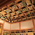 写真: 100518-87九州ロングツーリング・熊本城・本丸御殿内部