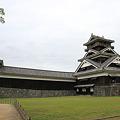 写真: 100518-94九州ロングツーリング・熊本城・宇土櫓