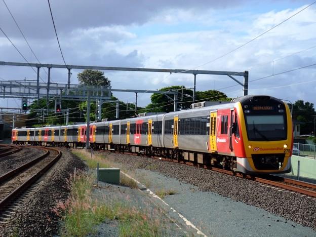 QueenslandRail SMU277+278