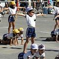 Photos: 組体操 幼稚園の運動会