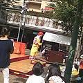 写真: 何か田園調布商店街お祭りみ...