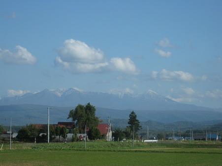 10月1日の北海道